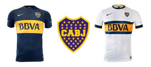 buy popular 56645 70611 Nike introduces new Boca Juniors' Home and Away Kits » The ...