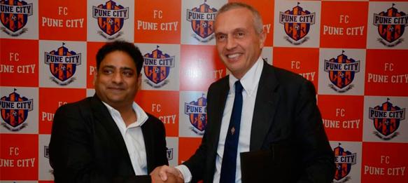 FC Pune City - ACF Fiorentina tie-up