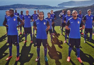 Nike and AS Monaco unveil new Away Kit for 2014-15 Season