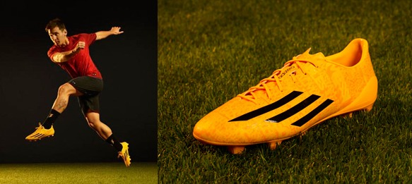 3baa90b7724 adidas unveils new Leo Messi boot – the adizero f50 » The Blog » CPD ...