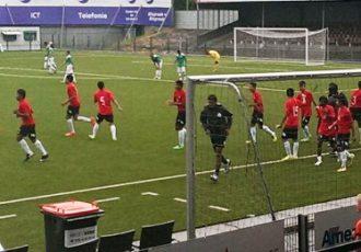 FC Dordrecht v India U-16