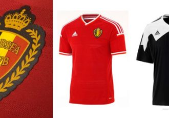 adidas to partner with Belgium