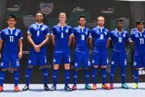 Bengaluru FC and PUMA unveil new home kit for 2014-15 season