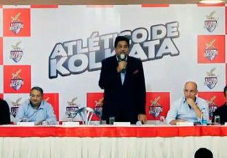 Atlético de Kolkata Press Conference