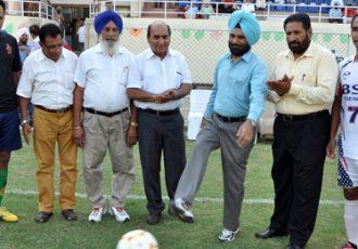 28th JCT Punjab State Super Football League 2014-15