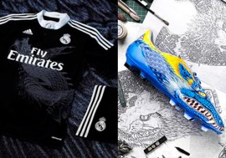 adidas launch new Yohji Yamamoto designed Real Madrid CF 3rd kit