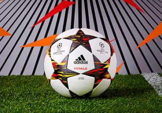 UEFA Champions League match ball adidas Finale 14