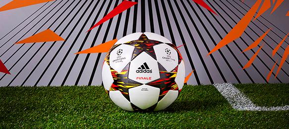 UEFA Champions League match ball adidas Finale 14