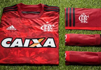 adidas and Flamengo launch new third kit