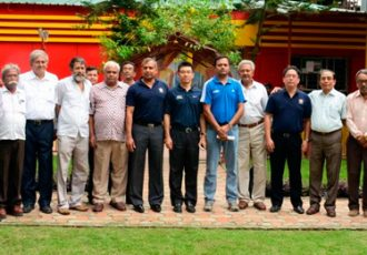 AFC inspectors visit East Bengal Club grounds in Kolkata