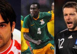 Miguel Garcia, Kondwani Mtonga and Alexandros Tzorvas