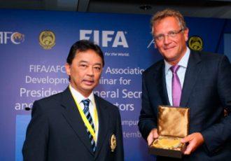 FIFA/AFC Member Associations and Development Seminar