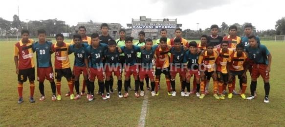 AIFF Regional Academy Kalyani and East Bengal U-17