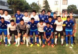 India U-23 and Shanghai Dongya East Asia FC