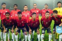 AIFF U-16 Kalyani Regional Academy