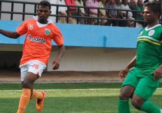 Sporting Clube de Goa v Santa Cruz Club of Cavelossim