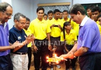 AIFF launches Barasat Referees Academy