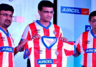 Aircel become principal sponsor of Atlético de Kolkata