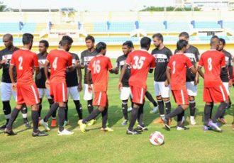 FC Goa v Sesa Football Academy