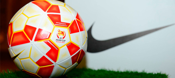 AFC Asian Cup Australia 2015 official ball unveiled