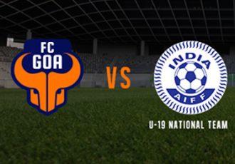 FC Goa v India U-19