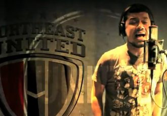 """NorthEast United FC's Official Anthem - """"We are the 8"""""""