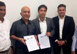 Mumbai FC and Millennium Sports sign landmark Grassroots Football deal