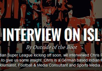"""Outside of the Boot"" interview"