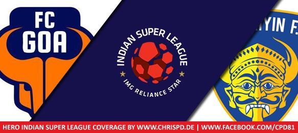 FC Goa v Chennaiyin FC
