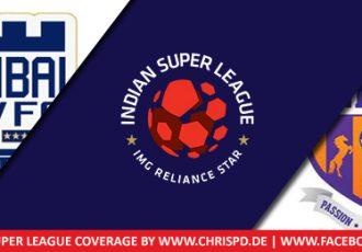 Mumbai City FC v FC Pune City