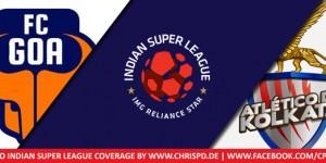 FC Goa v Atlético de Kolkata