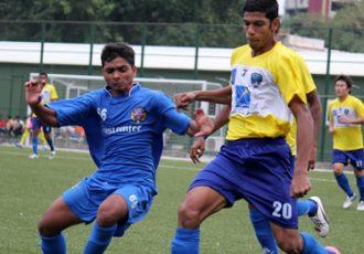 Mumbai FC v Kenkre FC