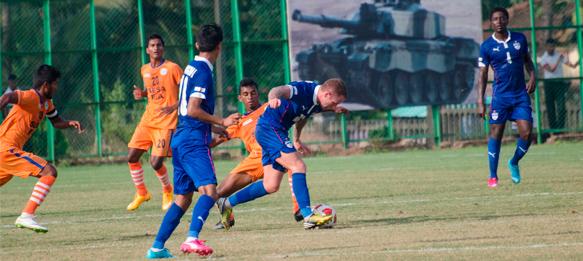 Durand Cup: Bengaluru FC v SESA Football Academy