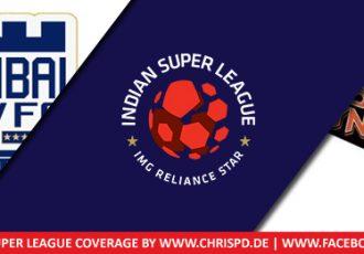 Mumbai City FC v Delhi Dynamos FC