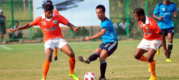 Durand Cup: Sporting Clube de Goa v Pune FC