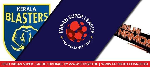 Kerala Blasters FC v Delhi Dynamos FC