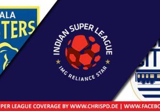 Kerala Blaster FC v Mumbai City FC