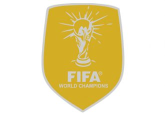 FIFA World Champions Badge