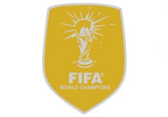 FIFA World Champions Badge