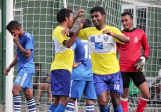 MDFA Elite Division: Mumbai FC v Indian Navy
