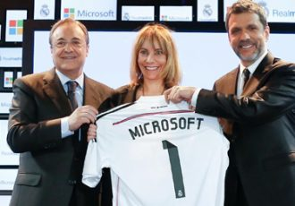 Real Madrid CF and Microsoft join forces
