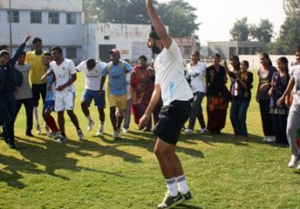 Coaches Across Continents (CAC) conduct Workshop at YFC Rurka Kalan