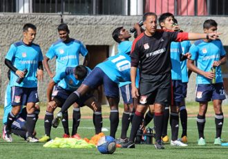 Pune FC at the King's Cup
