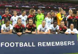 England 0-3 Germany [Women's Friendly at Wembley]