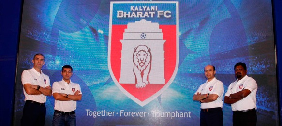 Kalyani Group launch their club named Bharat FC