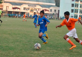 GFA U-14 League: Sporting Clube de Goa v Churchill Brothers SC