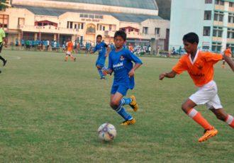GFA U-14 League: Sporting Clube de Goa v Churchill Brothers SC