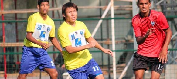 Taisuke Matsugae (Mumbai FC)