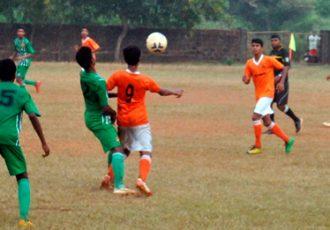 GFA U-16 League: Sporting Clube de Goa v Salgaocar FC