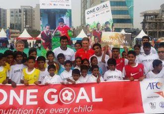 ONE GOAL Workshop Mumbai